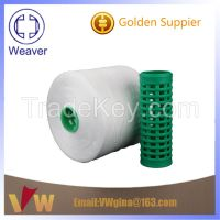 bright 100% polyester sewing thread 40/2