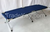 New Design and Hot sale Beach Leisure Folding camping cot XYB-002