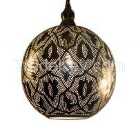 Moroccan Lights Hanging Lamp