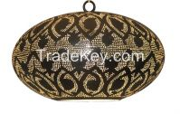 Moroccan Brass Lamp