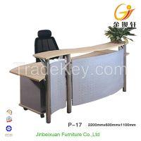 Cheap office reception desk