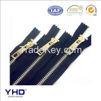 high quality 7# metal zipper
