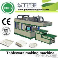 Disposable Paper Pulp Tableware Production Line