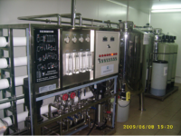 Reverse osmosis mineral water purification plant/ RO system for drinking in CHINA