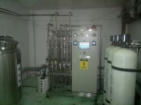 FDA, CGMP , GMP Standard / Purified Water Generation System /Sterile Purified Water / Made in CHINA
