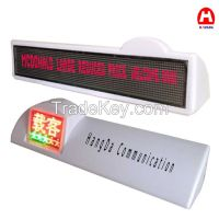 Taxi Advertising LED Display