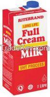 UHT Fresh Milk Low-fat Vinamilk 100%