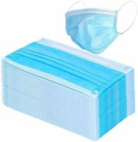 Disposable 3ply surgical face mask