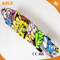 High Quality Graphic Printing Adult Mini Cruiser Skateboard