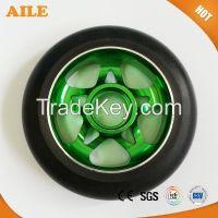 High Rebound Aluminium Core PU Wheels For Pro Stunt Scooter