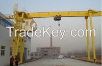 Double Girder Gantry Crane Container Lifting Cranes