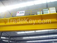 Double-girder EOT Crane