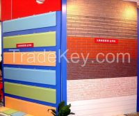 non-asbestos fiber cement siding (K series with painting on the surface)