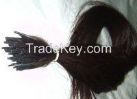 Uzbek keratin hair