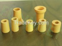 High Purity Zirconia Tundish Nozzle (Inserts) for steel-making process