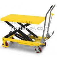 CE scissor stage lift stage stationary outdoor indoor scissor lift pla
