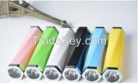 Powerbank with LED Torch