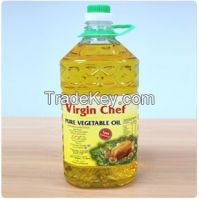 Refined sunflowewer oil, Canolaoil, soybean Oil,rapeseed oil palm oil and other oil Types