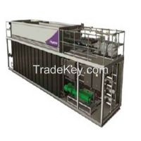 MBR Waste Water Treatment Plant