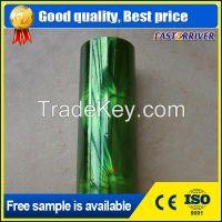 Color Hot Stamping Foil for Paper/Leather/Textile/Fabrics/Plastics