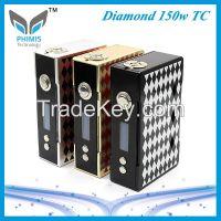 Ecig diamod box 150w TC mod