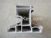 60 series casement frame PVC profile