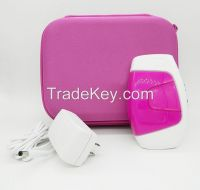 Travel package portable bag laser machine beauty equipment with 150000 light pulses HPL technology laser hair removal
