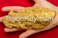Gold Dust / Gold Bars /  Gold Nuggets.