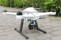 JTT T50 quadcopter with high payload for video recording and transmission