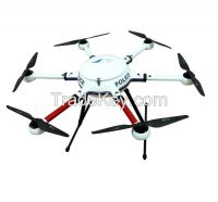 JTT professional unpiloted hexacopter drone for military and Agriculture transportation