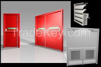 Atlantic Steel & Fire Door