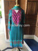 Shalwar suits