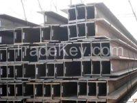 Steel H Beams/steel I Beams For export