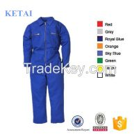 Long Sleeve Coal Mine Blue Wear Rough Workwear