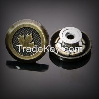 Alloy Jeans Button with Fashion Design
