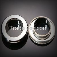 High Quality Nickel Free Color Round Shape Brass Eyelets