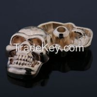 Skull Jeans Metal Rivet for Garment