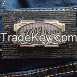 Fashion Jeans Leather Patch for Jeans