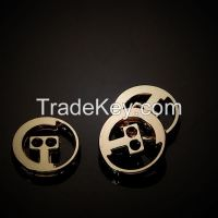 Fashion Metal Sewing Button for Garment
