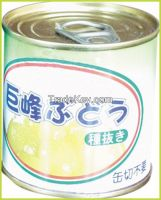 CANNED GRAPES