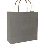 Recycled Flat Handle Brown Krafts Paper Bags Custom, Christmas Paper Gift Bags, Kraft Paper Shopping Bag