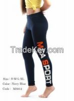 M&A Sports Leggings 5912