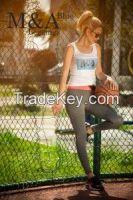 M&A Sports Leggings 5913