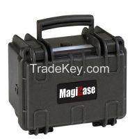 Waterproof Hard Plastic Equipment Case, Gopro Camera Case with Foam Interior