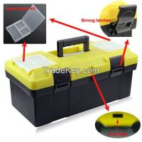 Best Price Plastic Tool Box, Carrying Tool Case, Plastic Storage Box