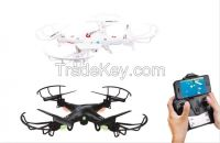 2.4G 4.5CH six axis gyroscoper rc quadcopter with camera FPV wifi