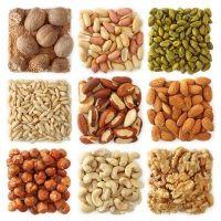 Hazelnuts, Macadamia Nuts, Betel Nuts, Brazil Nuts, Cashew Nuts, Pea Nuts, Basil Nuts, Walnuts, Almond Nuts