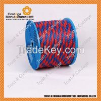 PP Multifaliment solid braided rope