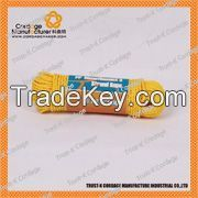 3 strands twisted poly rope