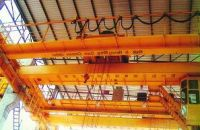 QD model double beam overhead crane(EOT crane)
